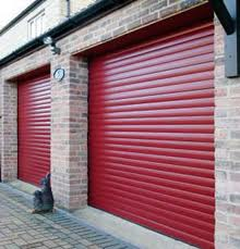 Rollup Garage Door Arlington