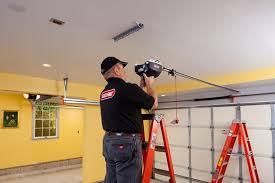 Garage Door Opener Installation Arlington