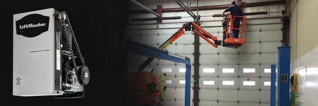 Commercial Garage Door Installation Arlington